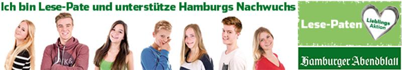 Hamburger Abendblatt - Ich bin Lese-Pate